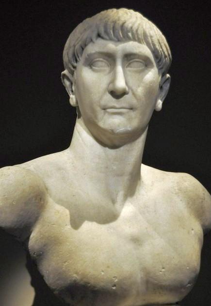 Trajan emperor sexuality