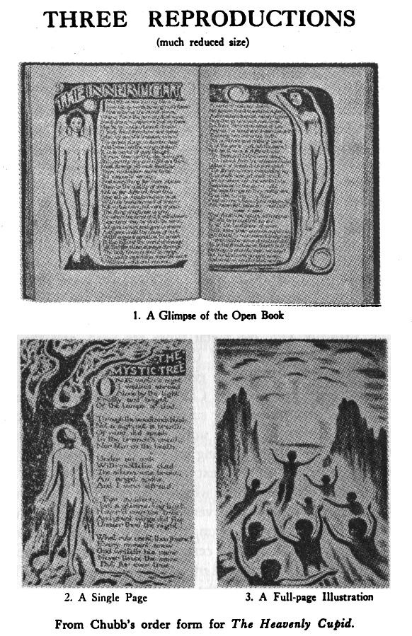 Ralph Chubb woodblock prints